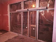 Автоматические двери Cuppon, АЗС 14.12.2018 (г. Запорожье) 1