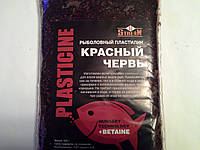 Пластилин рыболовный G.STREAM Красный червь с бетаином