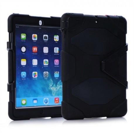 Черный Противоударный накладка черная для iPad New 2017 infinity