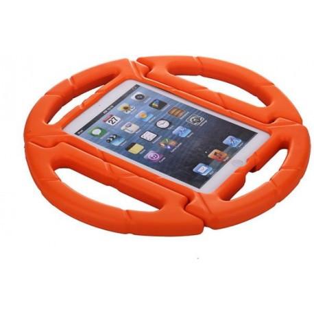 Детский чехол руль с подставкой для iPad 2/3/4 Оранжевый infinity