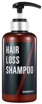 Шампунь для мужчин General 7 Hair Loss Shampoo 500 мл
