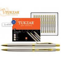 TZ 4595 Автоматическая шариковая ручка 0,7мм, СИНЯЯ Tukzar