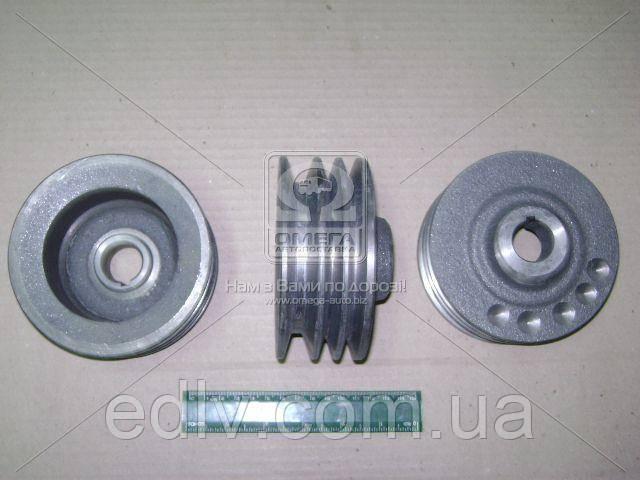 Шків приводу вентилятора ЯМЗ 236 (пр-во ЯМЗ)236-1308025-В2