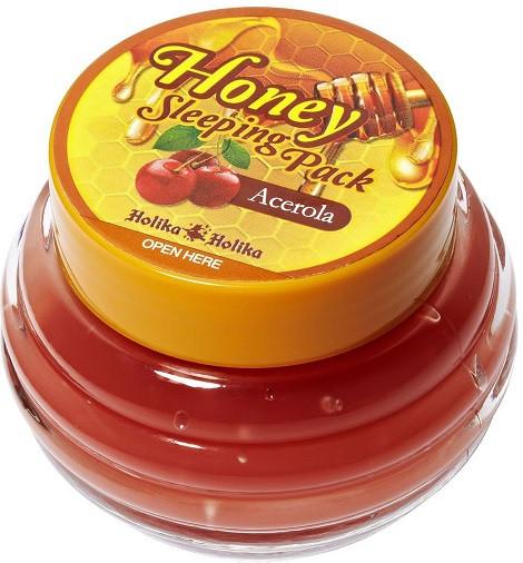 Ночная маска Holika Holika Honey Sleeping Pack Acerola Honey 90 мл