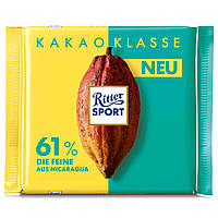 Шоколад Ritter Sport Kakao Klasse 61 %, фото 1