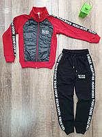 Детский костюм Hugo Boss красный, фото 1