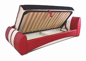 Кровать Формула 1,20 м. подростковая, фото 3