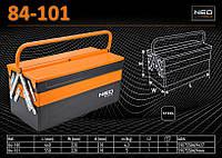 Ящик инструментальный из металла 550мм., NEO 84-101