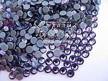 Термо стразы Lux ss16 Tanzanite (4.0mm) 100шт