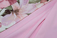 Ткань креп дайвинг нежно розовый, фото 1