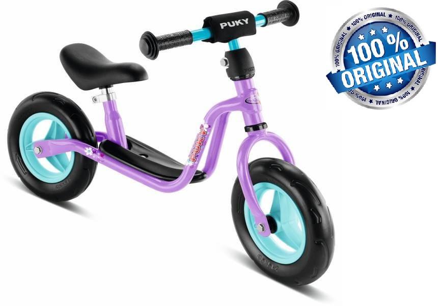Беговел велобег детский PUKY LR M (Германия), лиловый