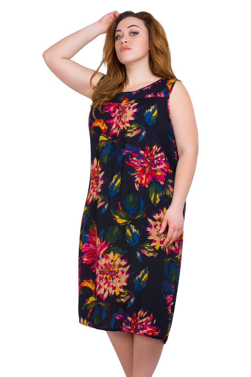Женское летнее платье 032-15