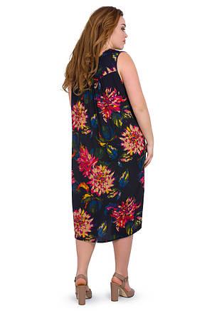Женское летнее платье 032-15, фото 2