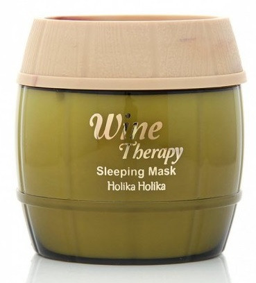Ночная маска Holika Holika Wine Therapy Sleeping Mask White  Wine  120 мл
