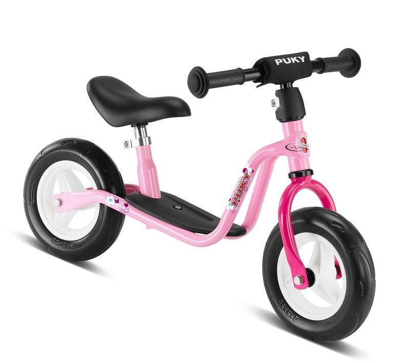 Беговел велобег детский PUKY LR M (Германия), розовый (pink)