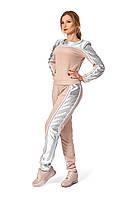 Спортивный костюм пудра, фото 1