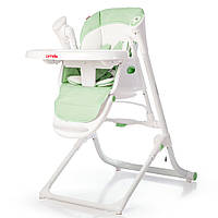 Стульчик для кормления-укачивающий центр Carrello Triumph CRL-10302 Lime Green