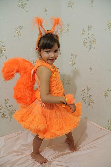 Детский карнавальный костюм Белочка прокат Киев, цена 200 ... - photo#47