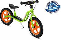 Беговел велобег детский PUKY LR 1 L Br с ручным тормозом (Германия), салатовый/оранжевый(kiwi/orange), фото 1