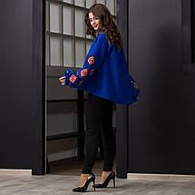 Пальто цветная геометрия, фото 2