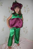 Детский карнавальный костюм Слива прокат, фото 1