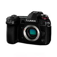 Фотоапарат Panasonic Lumix DC-G9 Body Black (DC-G9EE-K)