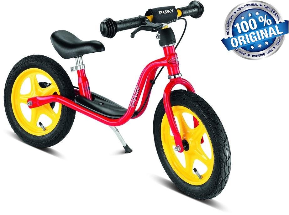 Беговел велобег детский PUKY LR 1 L Br (Германия), касный