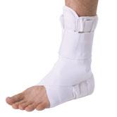 Фиксатор для голеностопного сустава, заменяет гипсовую повязку, модель 3015.