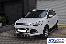 Кенгурятник WT003 Ford Kuga 2013+