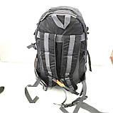 Універсальні рюкзаки для подорожей та навчання (чорний)32*52см, фото 2