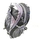 Універсальні рюкзаки для подорожей та навчання (чорний)32*52см, фото 3