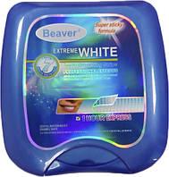 Полоски для отбеливания зубов Beaver Extreme White 1-Hour Express