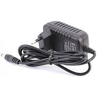 Блок питания, зарядное (адаптер) 9V, 1A