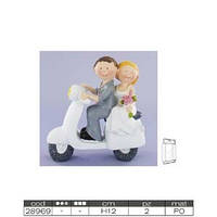 Свадебные фигурки — 28969 Моdecor