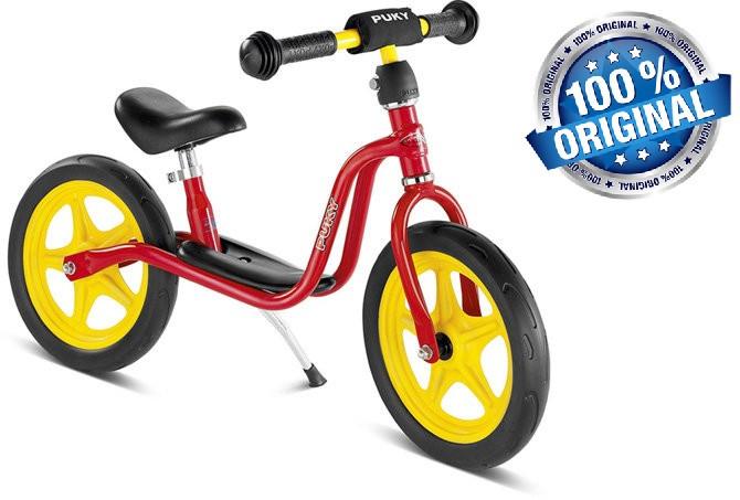 Беговел велобег детский PUKY LR 1 (Германия), красный