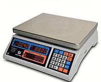 Весы торговые ВТЕ-Центровес-6-Т1-ДВ-(СВ) (6 кг)