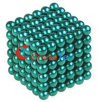 Неокуб 216 х 5мм зелёный, фото 1