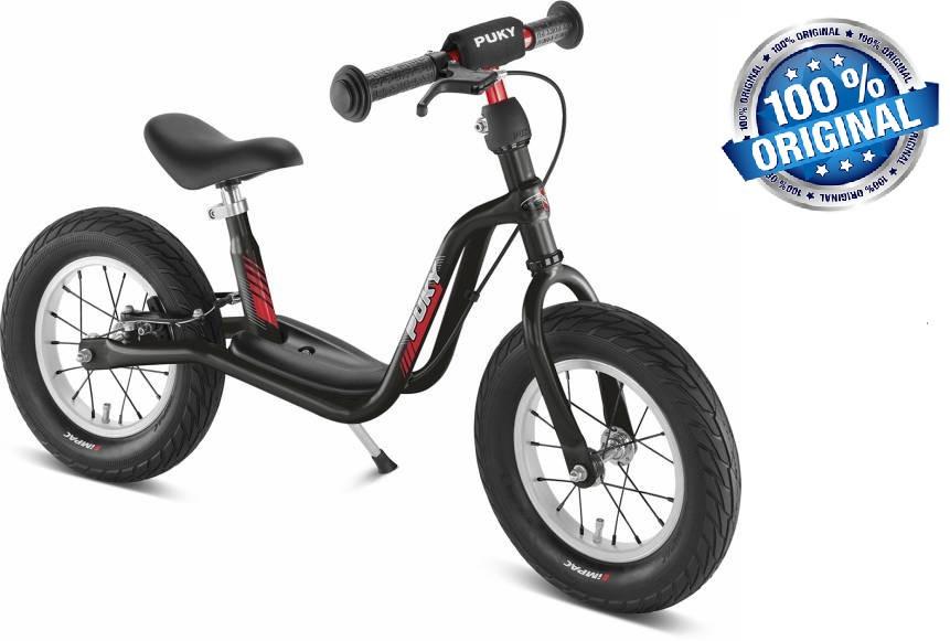 Беговел велобег детский PUKY LR XL (Германия), черный (black)