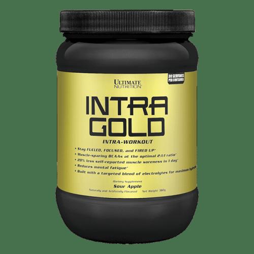 Предтренировочный комплекс Ultimate Nutrition Intra Gold 360 g