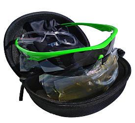 Очки Spelli SGL-V08 зеленые