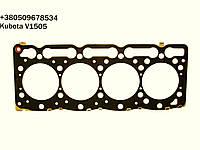 Прокладка ГБЦ Kubota V1505 / 7104909