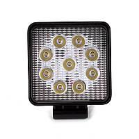 Светодиодная  фара LED DK B2-27W-A-LED(дальний свет)