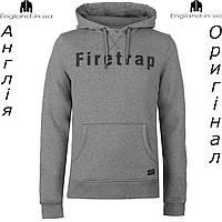 Кофта худи мужская Firetrap из Англии - для прогулок