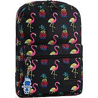 Рюкзак городской Bagland Молодежный mini 8 л фламинго женский детский 00508664