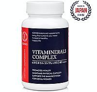 Комплекс витаминов В, Селен, Цинк. Япония