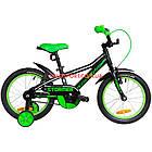 Детский велосипед Formula Stormer 16 дюймов черный, фото 2