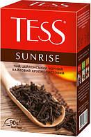 Чай черный цейлонский TESS Sunrise 90 гр.