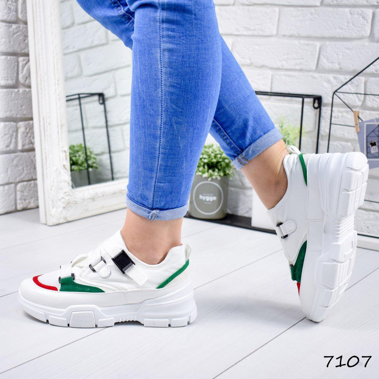 0f33b3f42 Стильные женские кроссовки белые р. 36, 37, 38: продажа, цена в ...