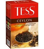 Чай черный цейлонский TESS Ceylon 90 гр.
