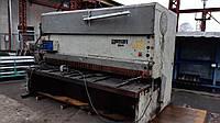 Ножницы гильотинные NTA 3150/10А, Чехия, фото 1